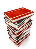 Books massive Royalty Free Stock Photos