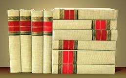 books mer Royaltyfri Bild
