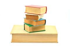 books miniaturen Royaltyfri Bild