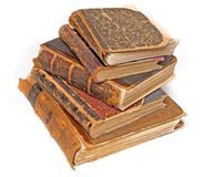 Books old Royalty Free Stock Photography