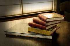 Books old style Royalty Free Stock Photo
