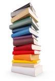 books olikt Arkivbilder