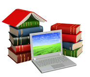 Books online Stock Image