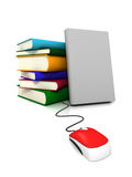 Books online Royalty Free Stock Photo