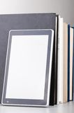 Books and pad Stock Images