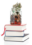 Education financing Royalty Free Stock Photo