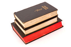 books pile Royaltyfri Bild