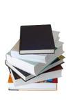 Books pile Royalty Free Stock Photo