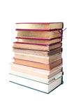 Books pile Stock Photos