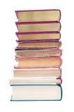 Books pile Royalty Free Stock Photos
