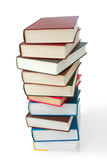 Books in the pile Stock Photography