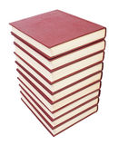 Books pile Royalty Free Stock Image