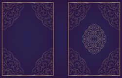 Books of prayer Vector Illustration Royalty Free Stock Image