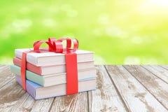 Books present Stock Image