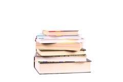 books pyramiden Royaltyfria Bilder