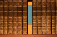 books retro Royaltyfri Foto