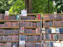Books for sale in Havand Royalty Free Stock Photography