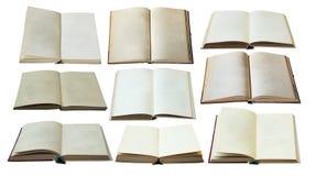 Books set Royalty Free Stock Photo