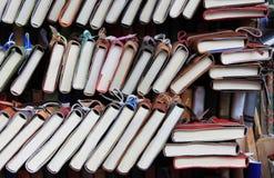 Books on shelf Royalty Free Stock Image