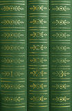 Books on a Shelf Stock Images