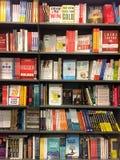 Books Shelf Stock Photography