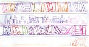 Books Watercolor Stock Illustrations – 617 Books Watercolor Stock ...