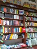 Books shop Royalty Free Stock Photography