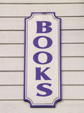 Books Sign Stock Images