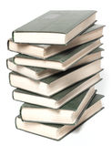 Books stack Royalty Free Stock Image