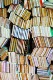 Books stack Stock Images