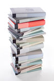 Books stack. Royalty Free Stock Photo
