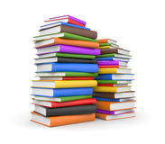 Books stack Stock Photography