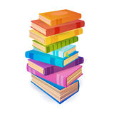 Books Stack School Education Concept Royalty Free Stock Images