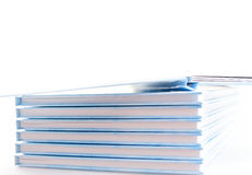 Books stack. Selective soft focus Royalty Free Stock Image