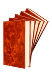 Books stacked Royalty Free Stock Photography