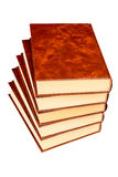 Books stacked Stock Photography