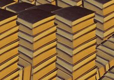 Books stacks Royalty Free Stock Image