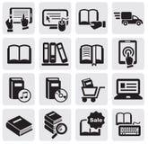 books symboler stock illustrationer