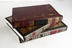 books tappning royaltyfri bild