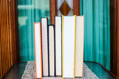 Books to read stock photos