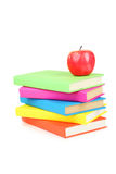 Books tower Royalty Free Stock Image