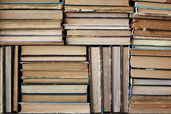 Books. On a white background Royalty Free Stock Images
