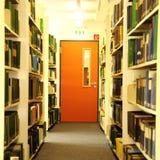 Bookshelf Royalty Free Stock Image