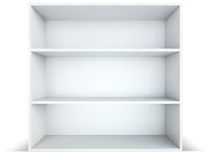 Bookshelf Stock Photography