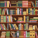 Bookshelf, Books, Library Stock Photography