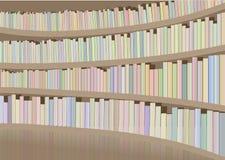 Bookshelf Stock Images