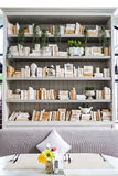 Bookshelf Royalty Free Stock Photography