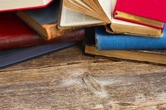 Bookshelf Royalty Free Stock Images