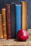 Bookshelf Royalty Free Stock Photos