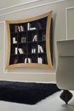 bookshelve Obrazy Royalty Free